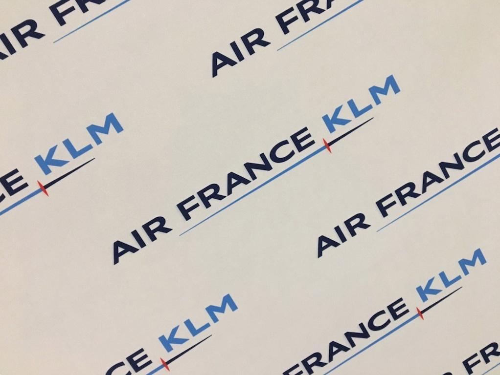 Air France-KLM repasse dans le vert au 1er semestre