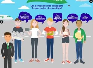 «Puis-je partir avec…?» Transavia dévoile les demandes les plus insolites des passagers