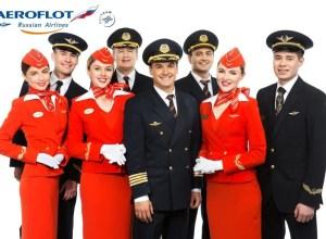 Aeroflot augmente ses pilotes