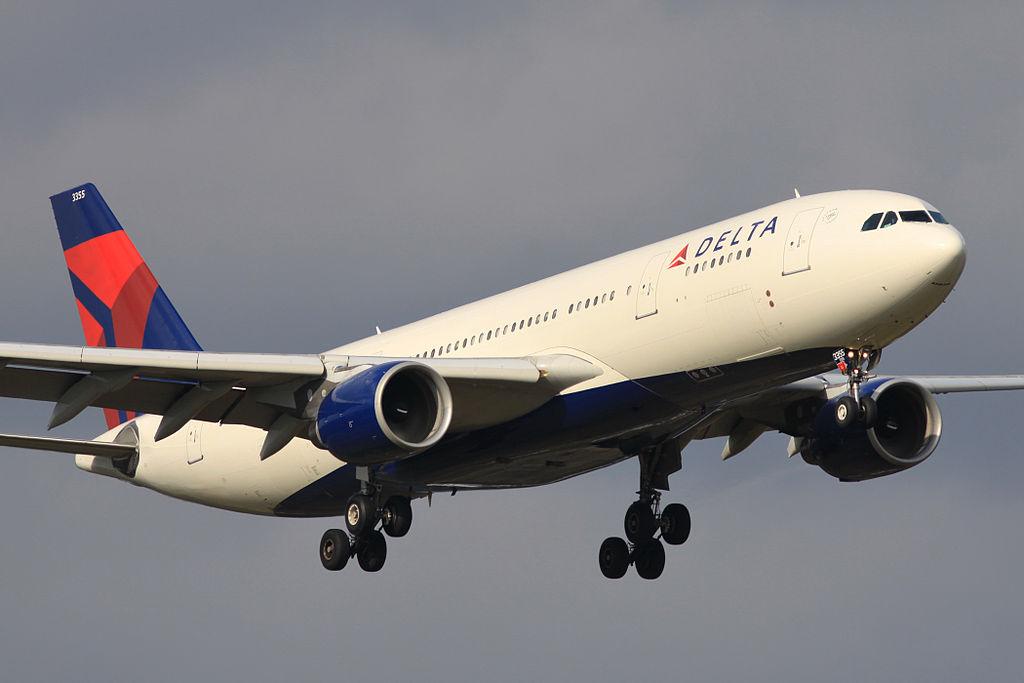 Delta reliera Lagos à New York