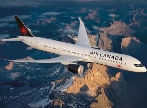 Air Canada va relier Vancouver à Paris et Zurich