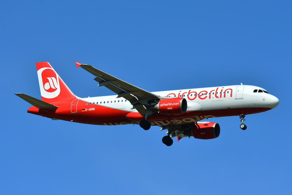 Air Berlin : un avion saisi en Islande