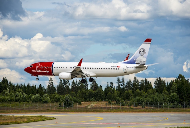 Norwegian veut exploiter 70 avions et ouvrir 156 lignes en Argentine