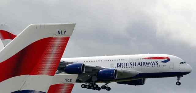 British Airways se plaint des files d'attente à Heathrow