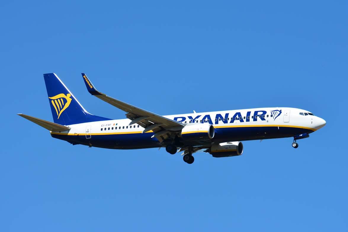 Ryanair ajoute des vols entre l'Irlande et la France