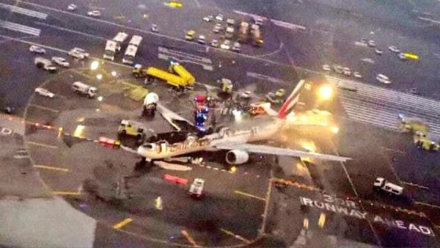 Accident du vol EK521 : le 777 hors de cause