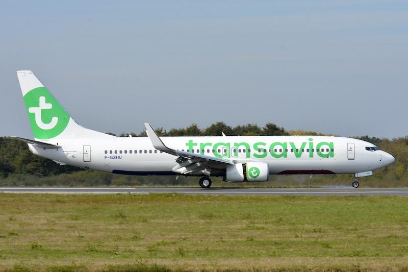 Transavia reliera Nantes à Agadir