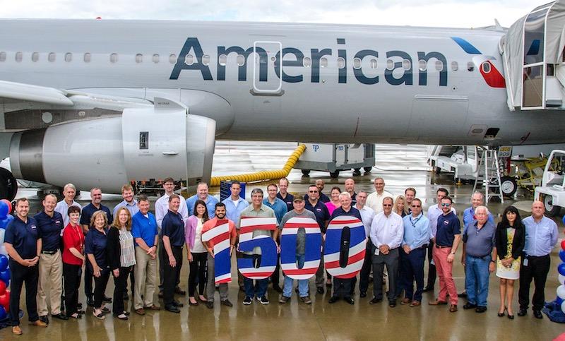 Airbus passe le cap des 1500 avions en service en Amérique du Nord