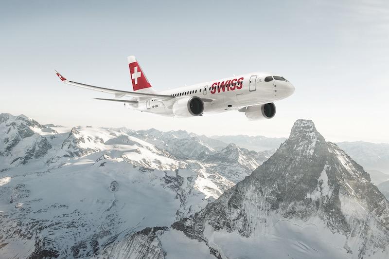 SWISS ouvre de nouvelles lignes saisonnières à Genève