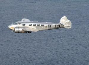 Air Canada : le Lockheed 10A en tournée au Canada