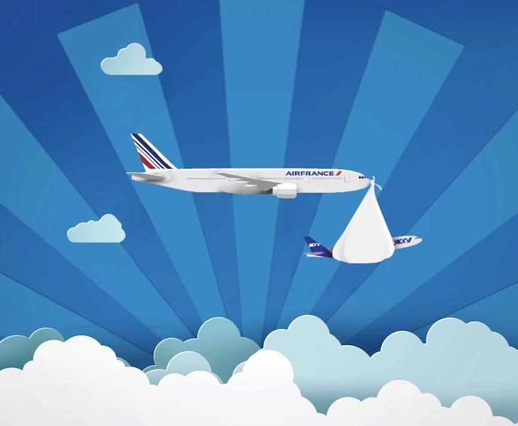 Joon propose une classe affaires et 2 destinations long-courrier — Air France