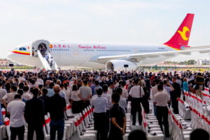 Airbus-A330-Completion-Delivery-Centre-Tianjin-Inauguration-1-