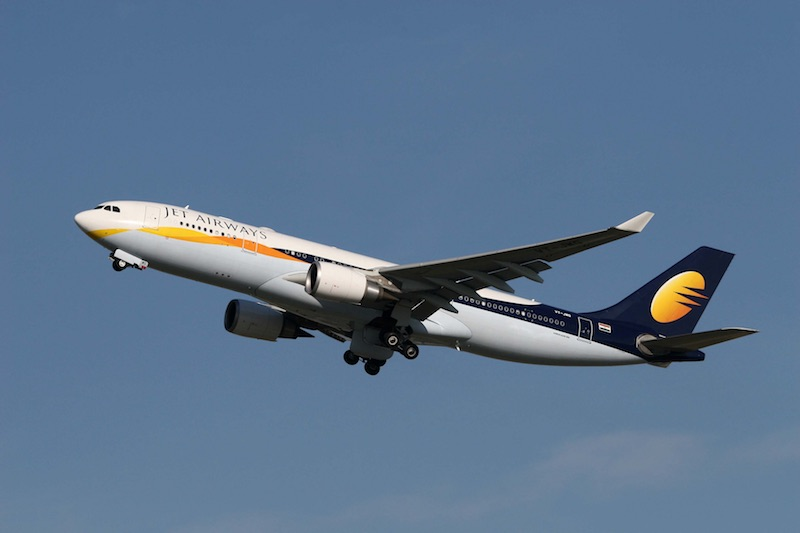 Jet Airways met en oeuvre son partenariat renforcé avec Air France