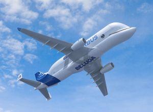 Airbus BelugaXL : Stelia livre la porte-cargo