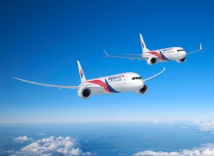 Malaysia Airlines signe pour seize Boeing 787-9 et 737 MAX 8