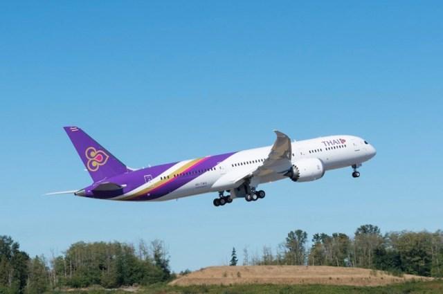 Boeing_787-9_Thai_Airways