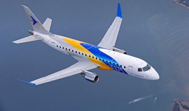 Embraer vend 25 E175 à SkyWest