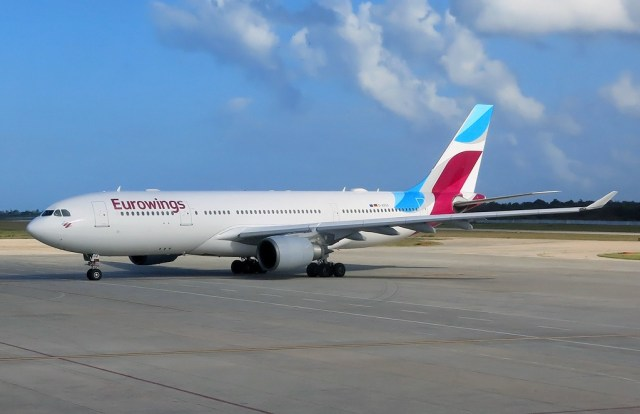Eurowings_Airbus_A330-200_Varadero_Airport