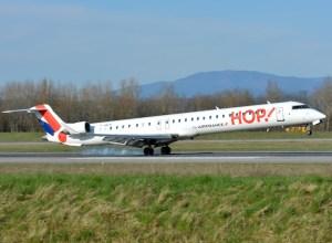 La Navette HOP! Air France à Montpellier, un pari «risqué» mais «réussi»