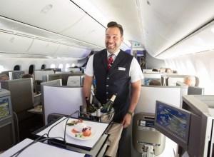 British Airways soigne ses passagers premium