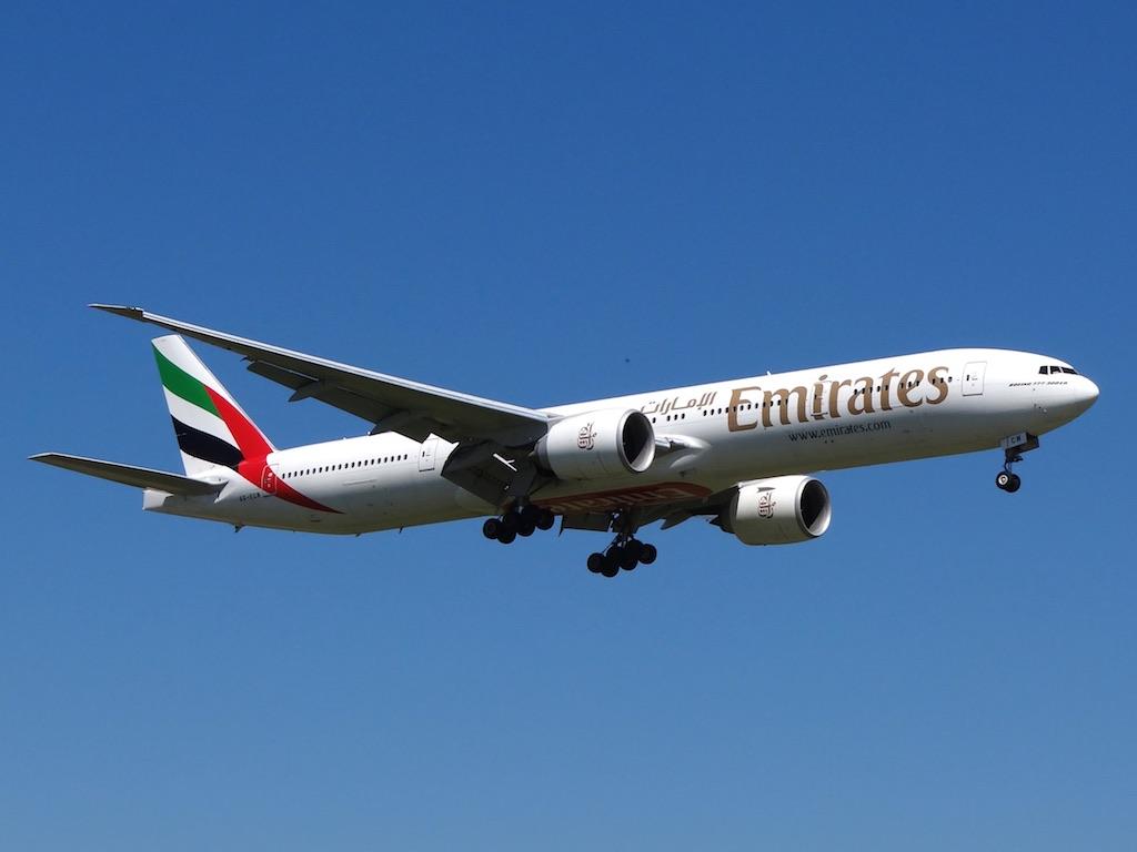 Emirates retourne à Istanbul-Sabiha Gökçen
