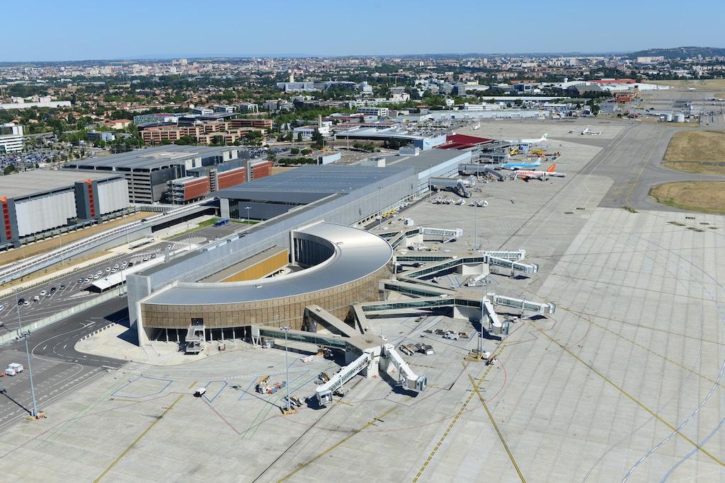 Toulouse devient le 5e aéroport de France, devant Marseille