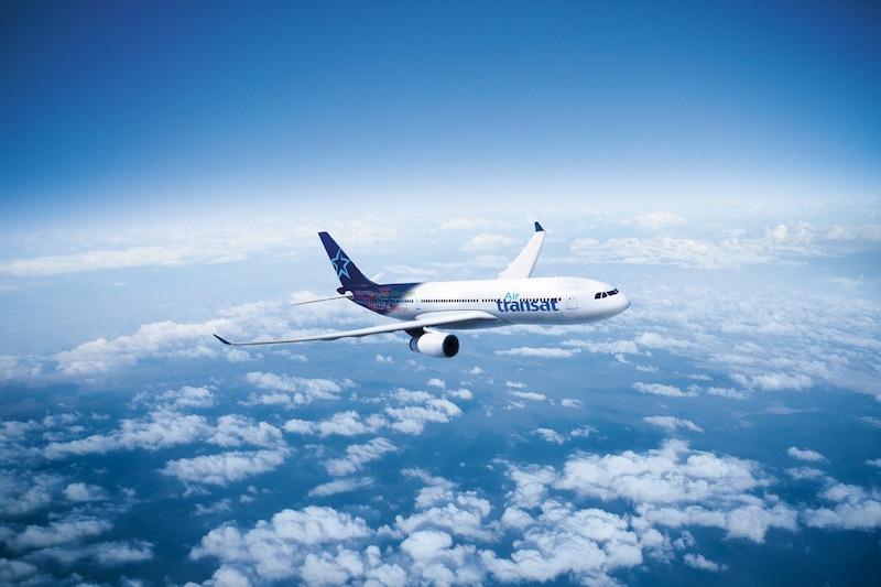 Air Transat ajoute un vol hebdo de Nantes, Bordeaux et Toulouse — Montréal