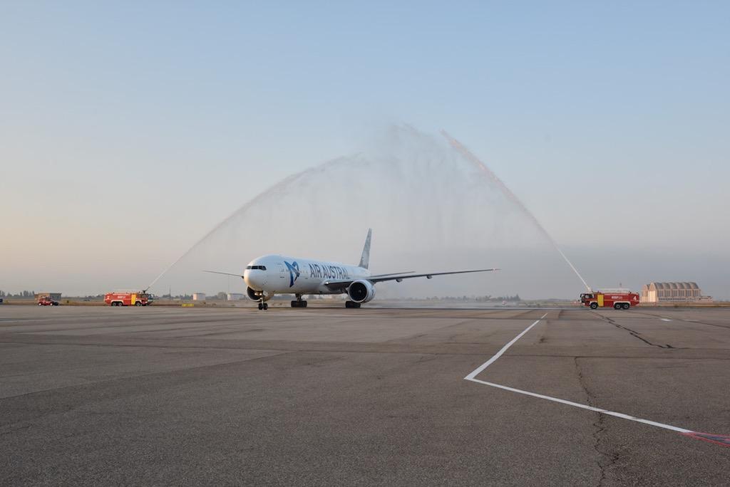 Air Austral signe son retour à Marseille