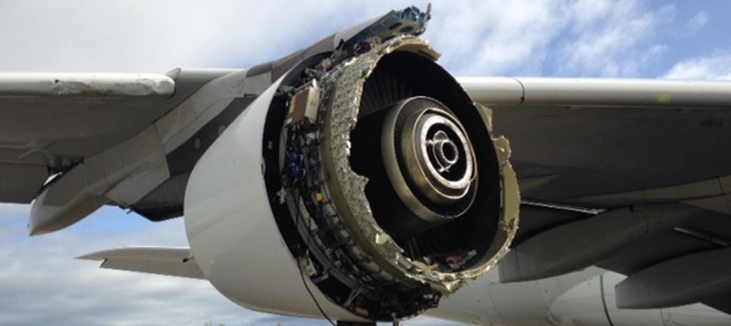 Avarie moteur sur un A380 d'Air France : onze passagers portent plainte