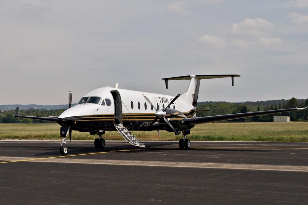 Twin Jet reprend la liaison Clermont Ferrand-Lyon