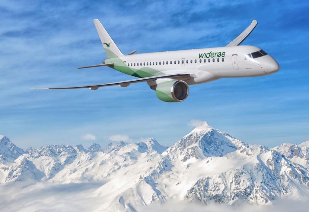 Embraer E190-E2 : première livraison et mise en service en avril 2018