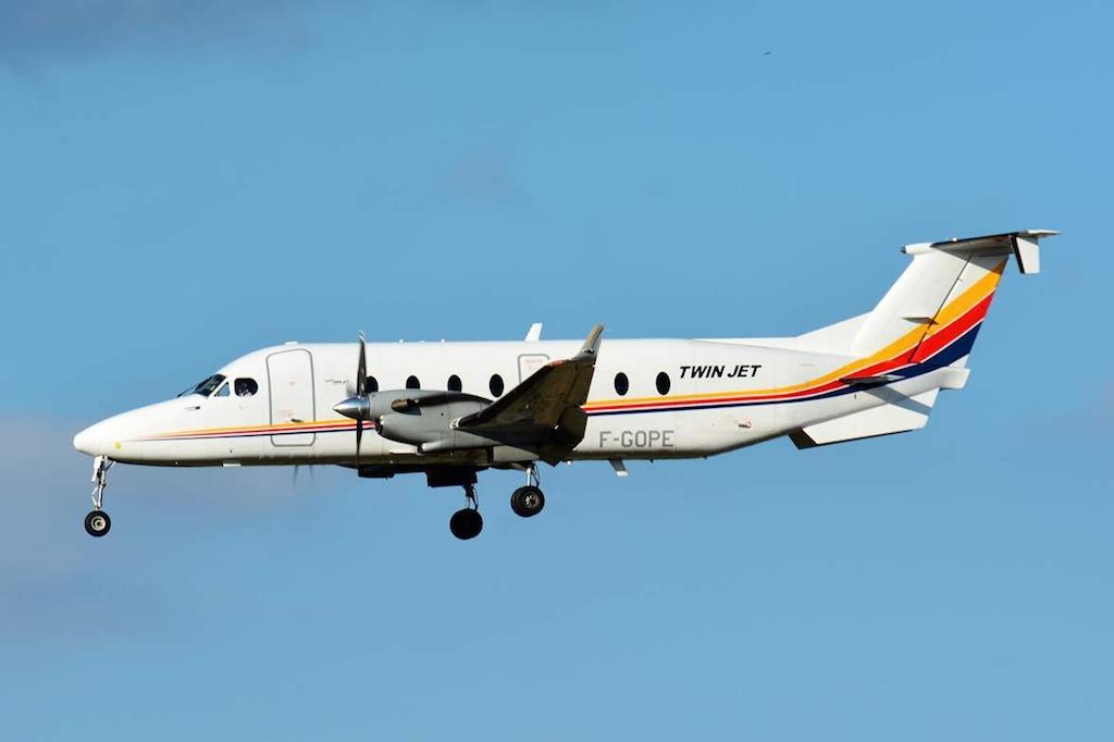 Twin Jet reprend le Lyon-Zurich de SWISS