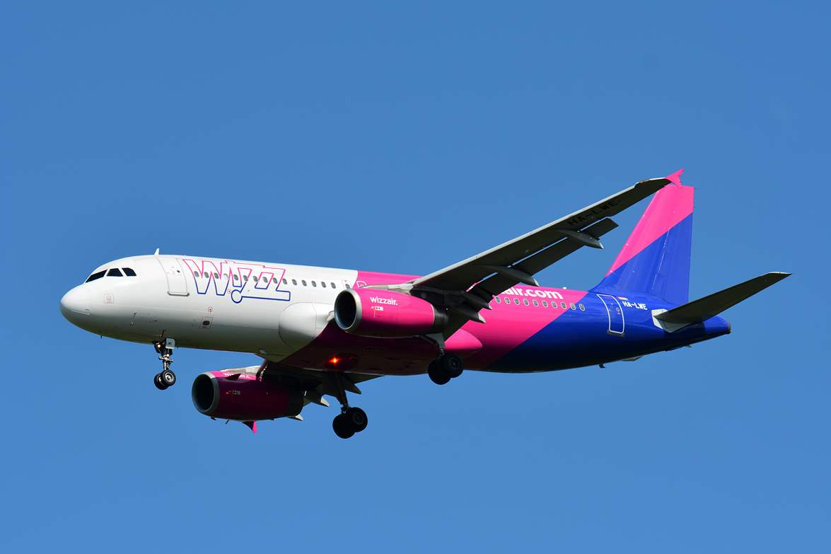 Wizz Air se renforce à Londres
