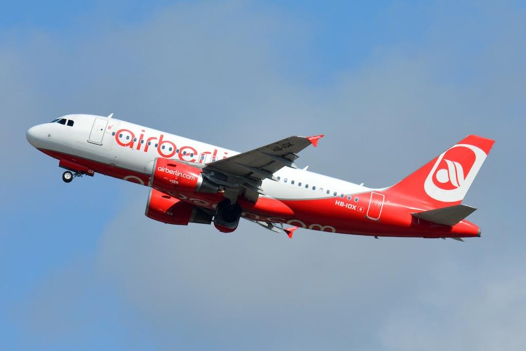 Air Berlin demande des dommages et intérêts à Etihad