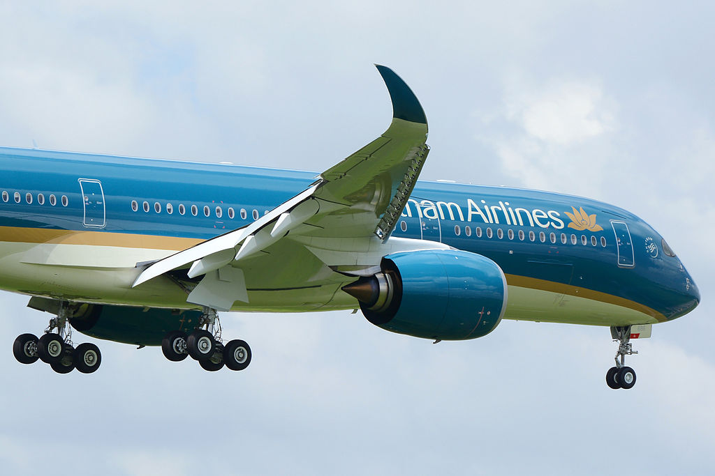 Accord de coentreprise avec Vietnam Airlines, discussions avec Jet Airways — Air France