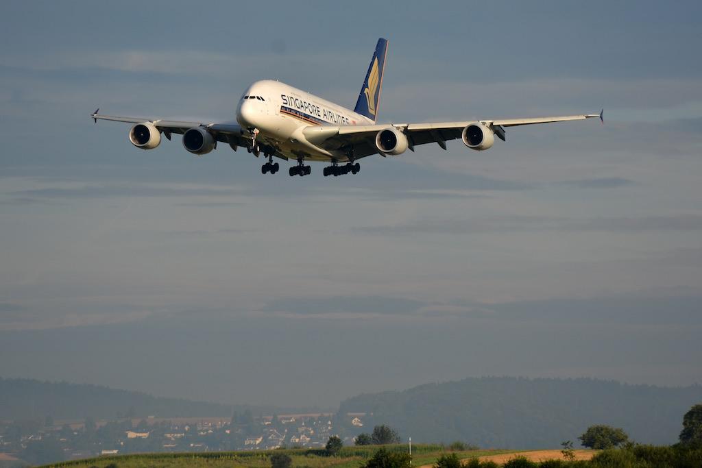 Singapore Airlines déploie ses nouveaux A380 vers Londres et Hong Kong