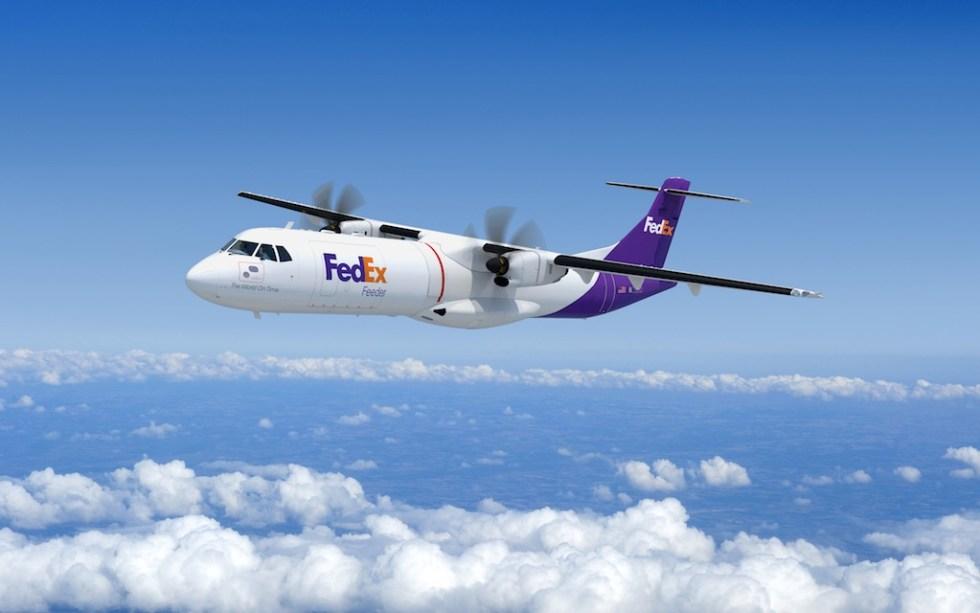 ATR_72-600F_FedEX