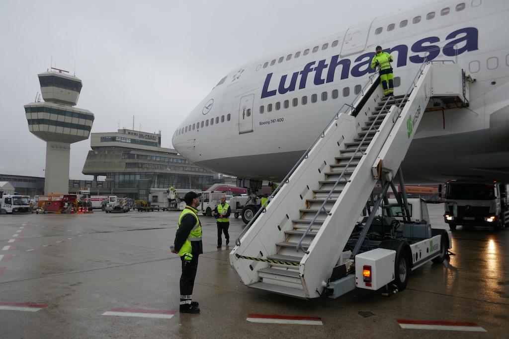 Lufthansa prolonge le déploiement du 747 entre Francfort et Berlin