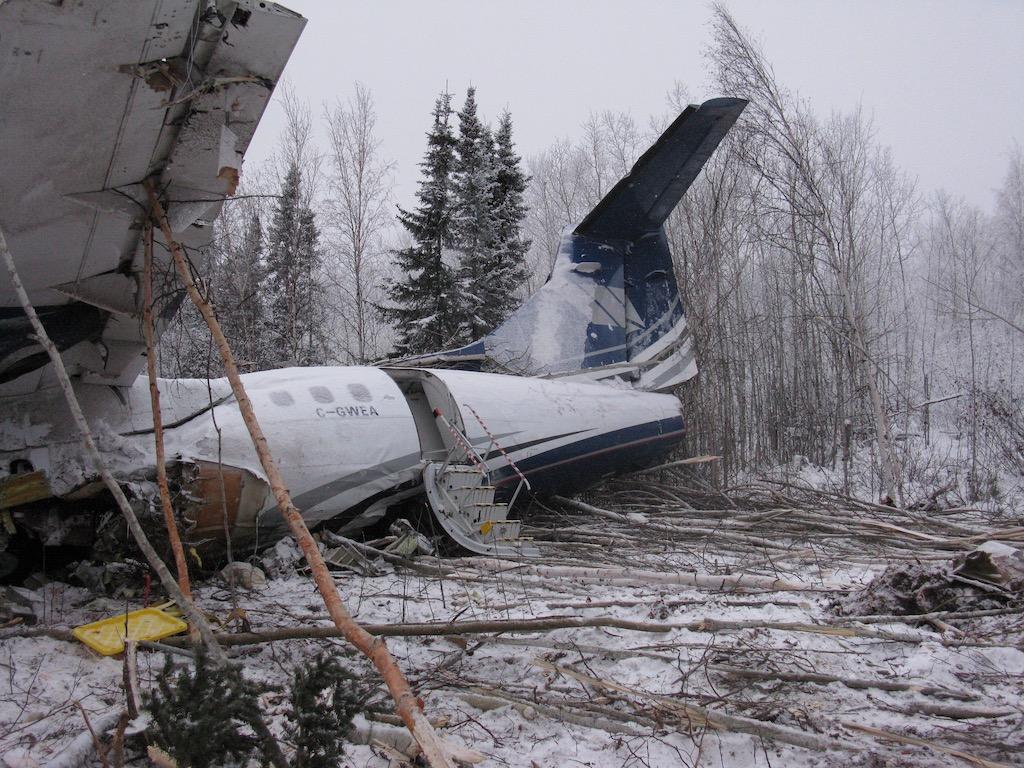 Crash d'un ATR au Canada : West Wind Aviation clouée au sol