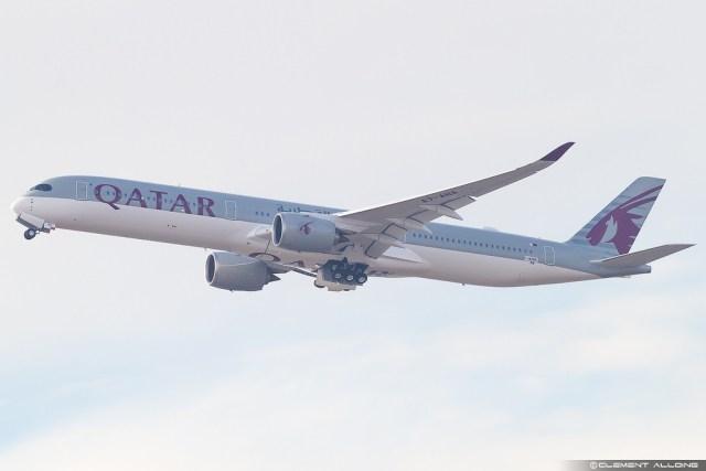Airbus_A350-1000_Qatar_Airways_Premier_Vol