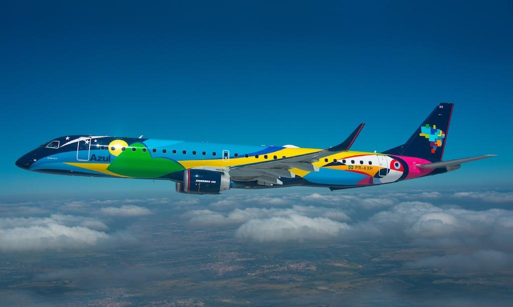 Azul et Turkish Airlines partagent leurs codes