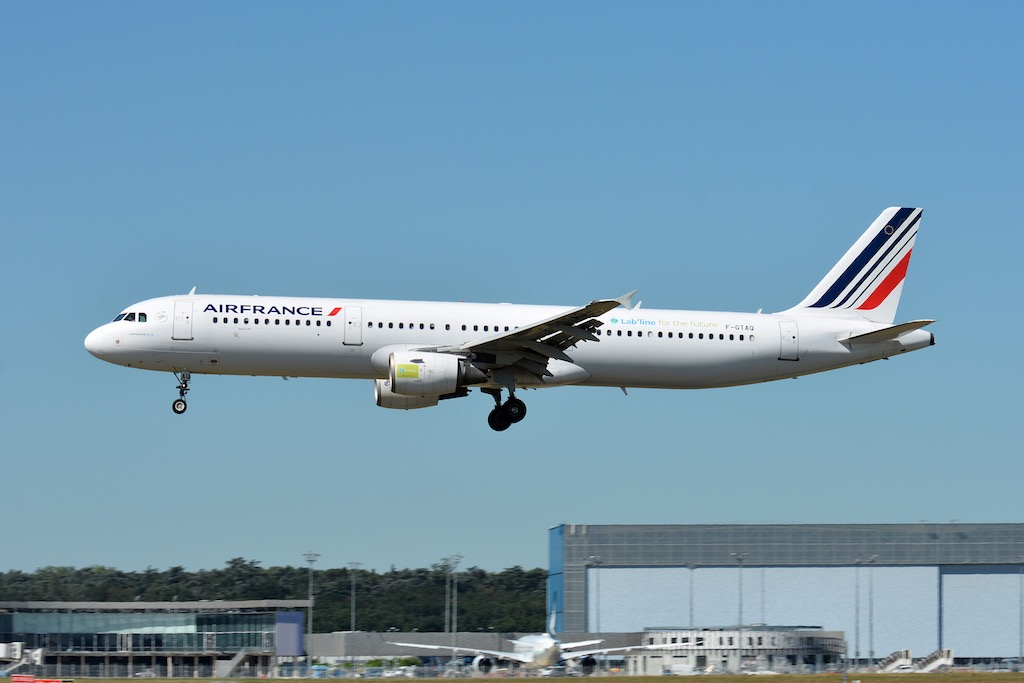 Biocarburants : Air France s'engage