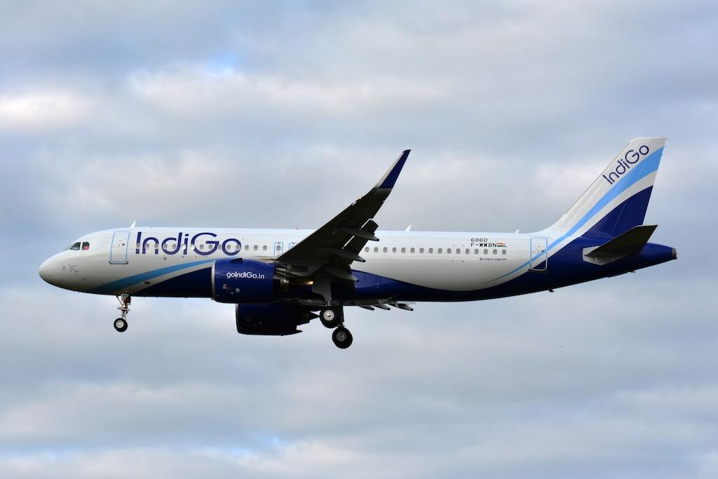 IndiGo ajoute Colombo à son réseau