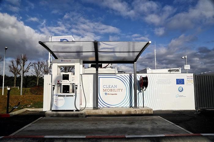 Air Liquide et ADP ouvrent une station hydrogène à l'aéroport d'Orly