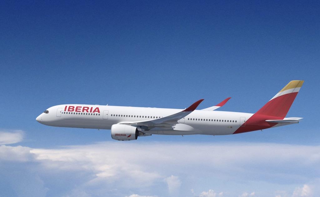Iberia recevra ses premiers Airbus A350 et A320neo en 2018