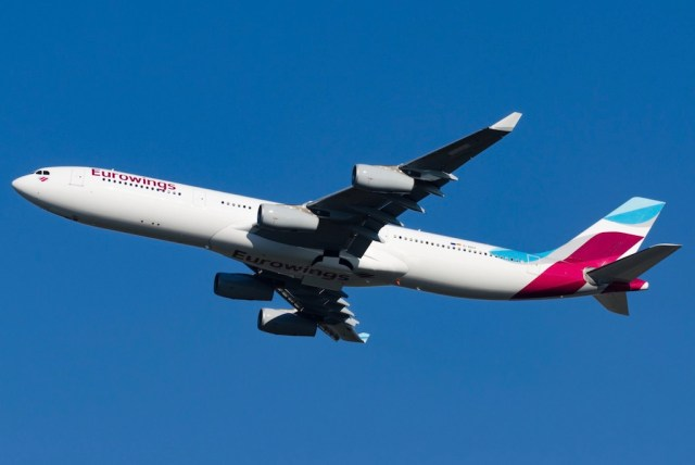 Airbus_A340-300_Eurowings