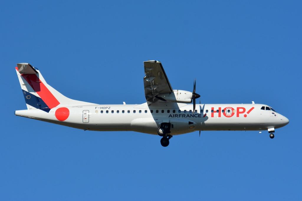 HOP! Air France va relier Paris à La Rochelle