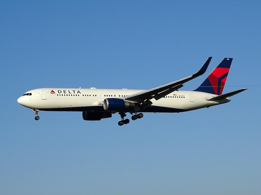 Delta : 186 millions de passagers en 2017