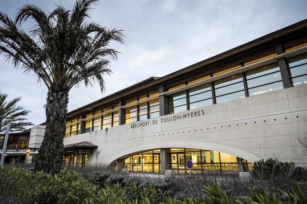 L'aéroport de Toulon renoue avec la croissance en 2017