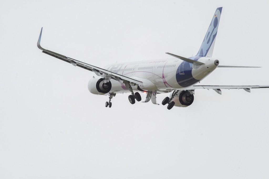 L'Airbus A321LR compte déjà neuf compagnies clientes